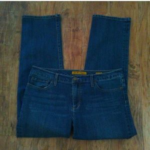 Seven7 Straight Jeans Size: 14